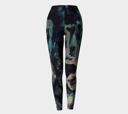 """Melissa"" Wide Waistband Legging"