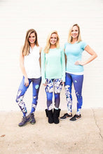 """Dawn"" Wide Waistband Legging"