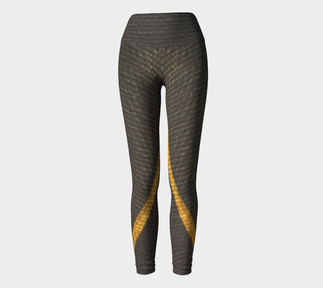 """Anna Cate"" Wide Waistband Legging"