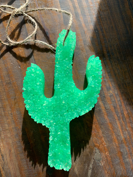 Cactus Bombshell scent air freshener - Bar B Boutique
