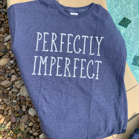 Perfectly imperfect t-shirt - Bar B Boutique
