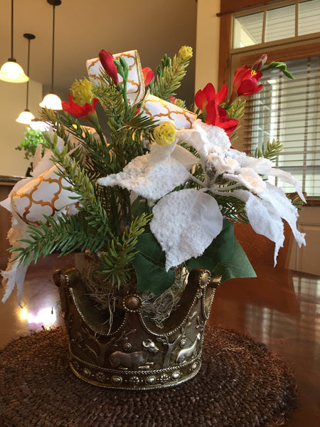 Arrangement: CHRISTmas Crown