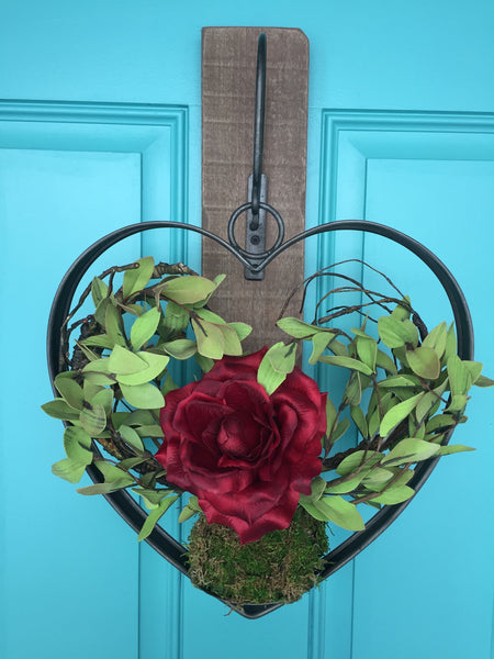 Door Decor: Cottage-Simple Love