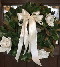 Door Decor- Magnolia Summer