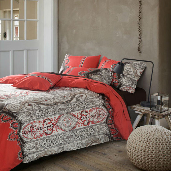 Bedding: Ranch Style-Mandela Set