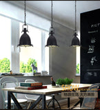 Lighting: City/Urban: Traditional Industrial Pendant