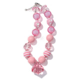 Jewelry: Cottage-Modern Bubblegum Necklace