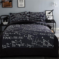 Bedding: City/Urban-Modern Nerd