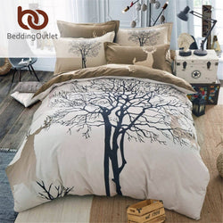 Bedding: Ranch Style-Deer Forest
