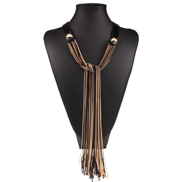 Jewelry: Ranch Style-Jewelry Scarf