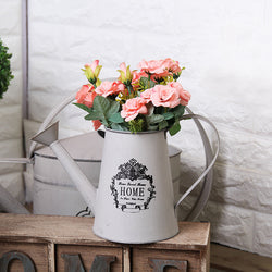 Vases: Vintage French Country Iron