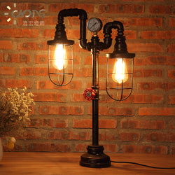 Lighting: Industrial Steampunk Lamp