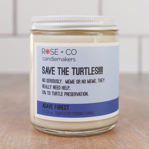 Open image in slideshow, Save The Turtles!!!