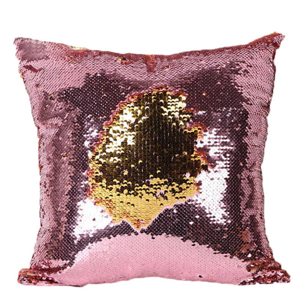 Magic Mermaid Pillow Cover