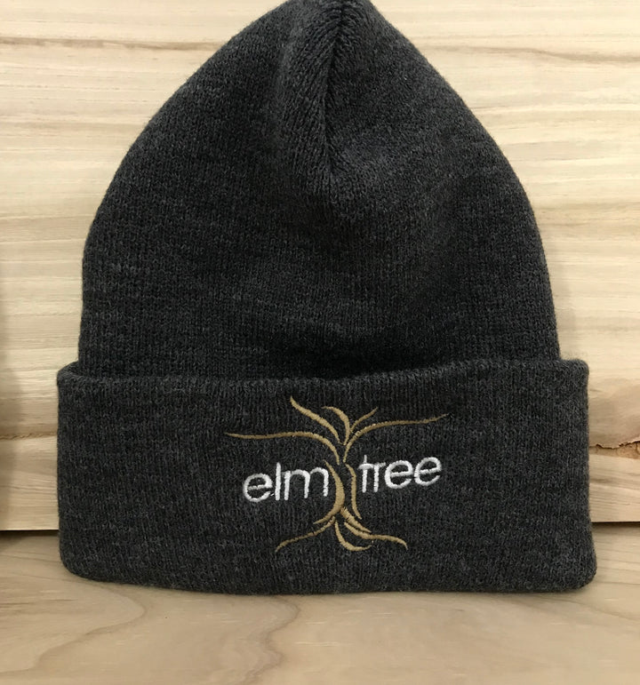 Elm Tree Clothing Co. Toque - Grey - Elm Tree Clothing Co.