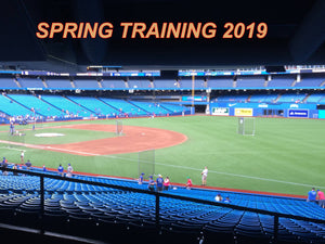 MLB Spring Training 2019