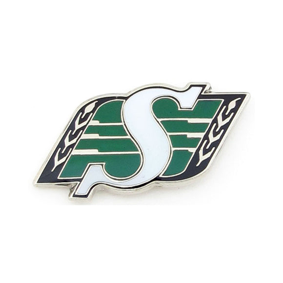 Saskatchewan Roughriders Logo Pin