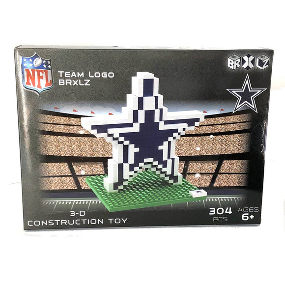 Dallas Cowboys 3 D Puzzle