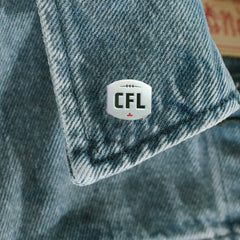 CFL Logo Pin on jacket