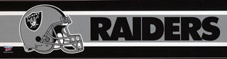Oakland Raiders Bumper Sticker
