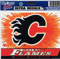 Calgary Flames Ultra Decal