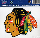 Chicago Blackhawks Decal Design#1