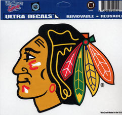 Chicago Blackhawks Ultra Decal