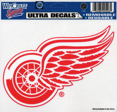 Detroit Red Wings Decal