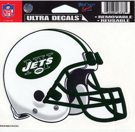 New York Jets Ultra Decal