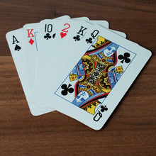 Load image into Gallery viewer, Playing Cards Face up