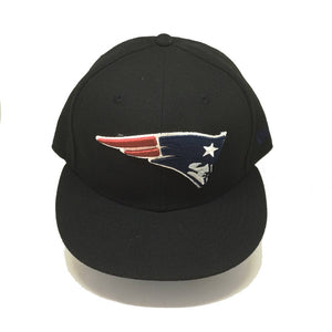 New England Patriots Blue Ball Cap