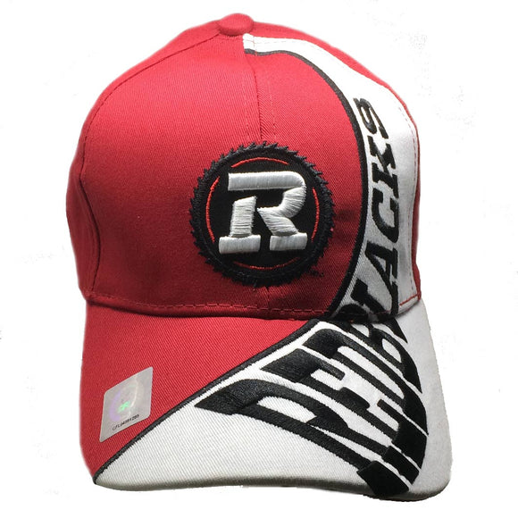 Ottawa Redblacks Red Ball Cap