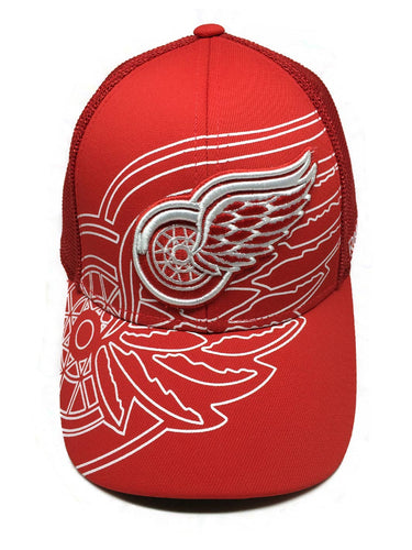 Detroit Red Wings Ball Cap