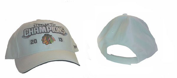 Chicago Blackhawks 2013 Stanley Cup Champions Ball Cap