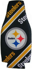 Load image into Gallery viewer, Pittsburgh Steelers Bottle Cooler