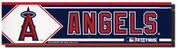Anaheim Angels Bumper Sticker