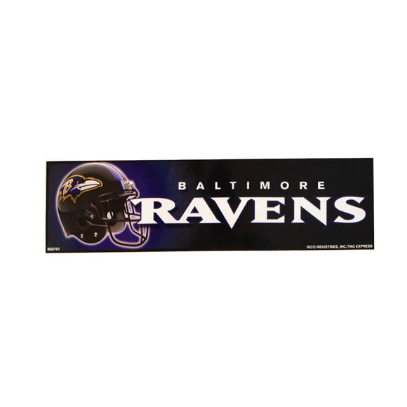 Baltimore Ravens Bumper Sticker