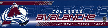 Colorado Avalanche Bumper Sticker