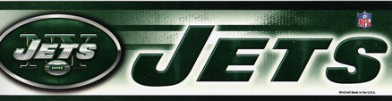 New York Jets Bumper Sticker