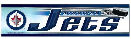 Winnipeg Jets Bumper Sticker