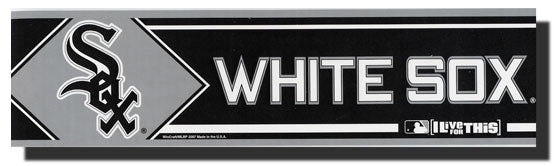 Chicago White Sox Bumper Sticker