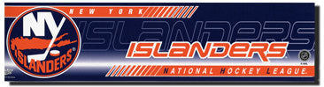 New York Islanders Bumper Sticker