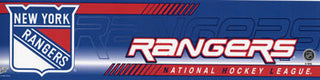 New York Rangers Bumper Sticker