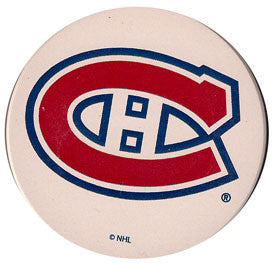 Montreal Candiens NHL Absorbent Auto Coaster
