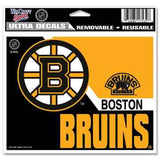 Boston Bruins Decal Design#2