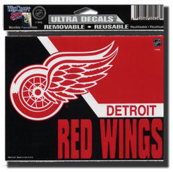 Detroit Red Wings Ultra Decal