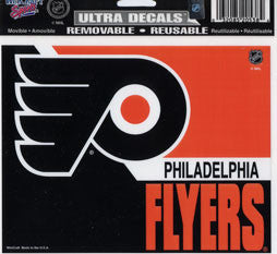 Philadelphia Flyers Ultra Decal