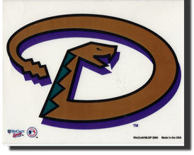 Arizona Diamondbacks Ultra Decal