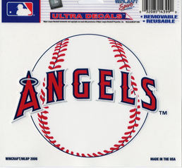 Anaheim Angels Decal