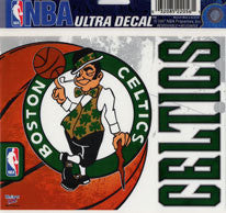 Boston Celtics Ultra Decal